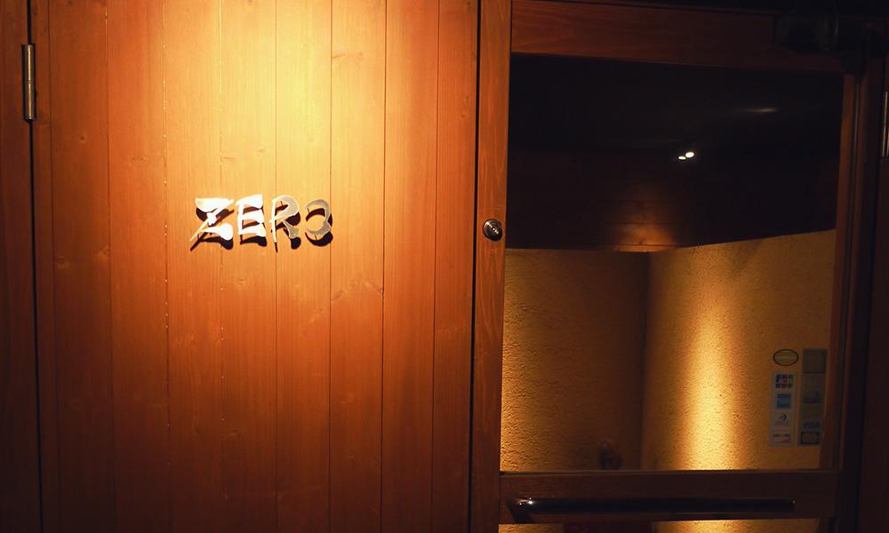 ZERO店内